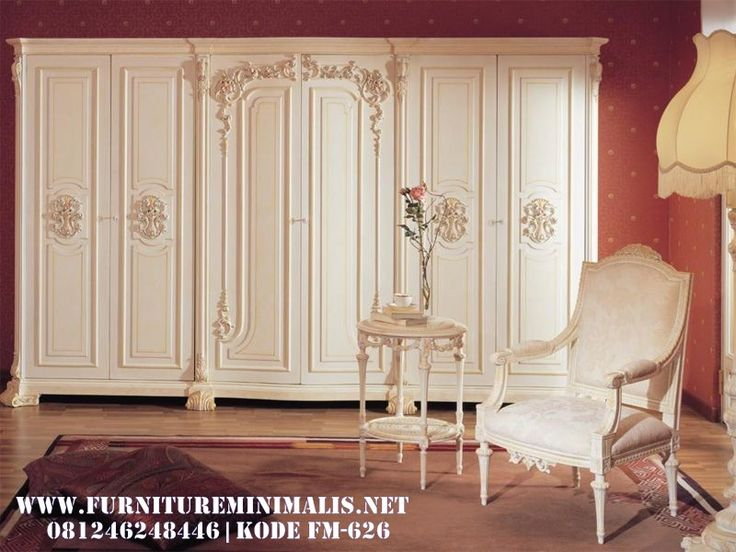 Jual Custome Furniture Jepara Lemari Bufet Pakaian Mewah, Model Lemari Minimalis Terbaru Klasik Minimalis Kayu Mahoni TPK
