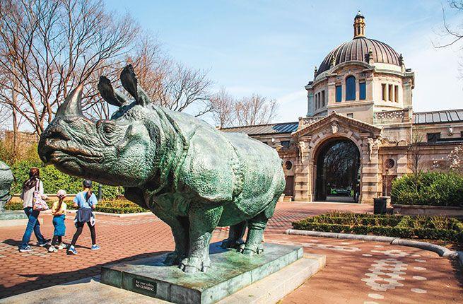 America's 10 Best Zoos | Bronx Zoo