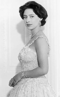 Stunning! Princess Margaret, sister of Queen Elizabeth