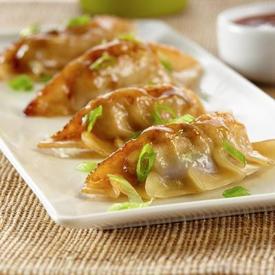 Create easy pot stickers better than what is served at your favorite Asian restaurant!