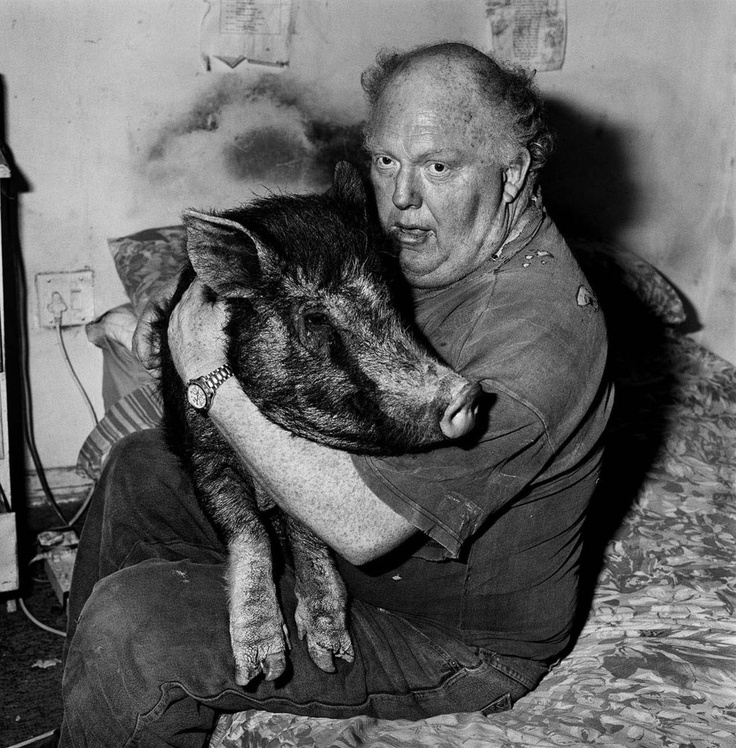 Photographer Roger Ballen: 'I can live with myself'