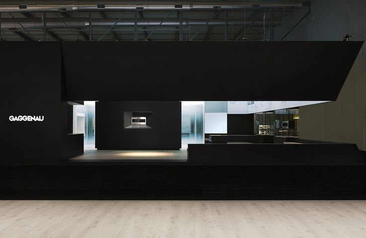 """EuroCucina 2016 marked a new era for Gaggenau. Commemorating the brand's milestone anniversary, Gaggenau created an extraordinary booth concept together with einszu33 that brought its """"333 years in the making"""" maxim to life."""