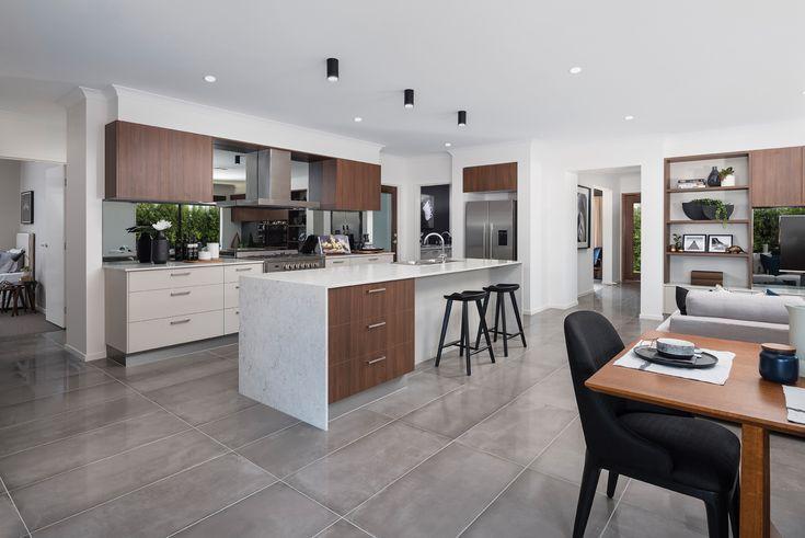 Lakewood 333 kitchen on display at Armstrong Estate, Mount Duneed.