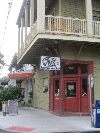 Joey K's on Magazine St. in New Orleans
