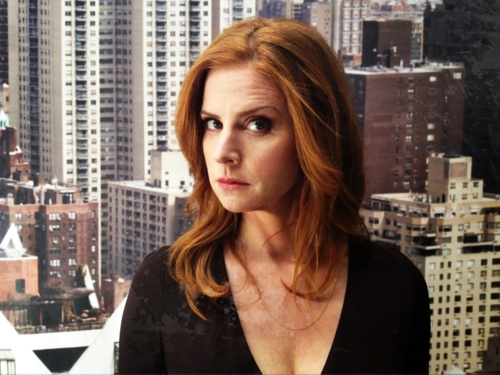 Donna is Awesome in, the TV show, Suits!!