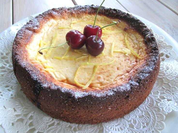 Ihan paras New York cheesecake, viljaton ja vhh / Tinskun keittiössä