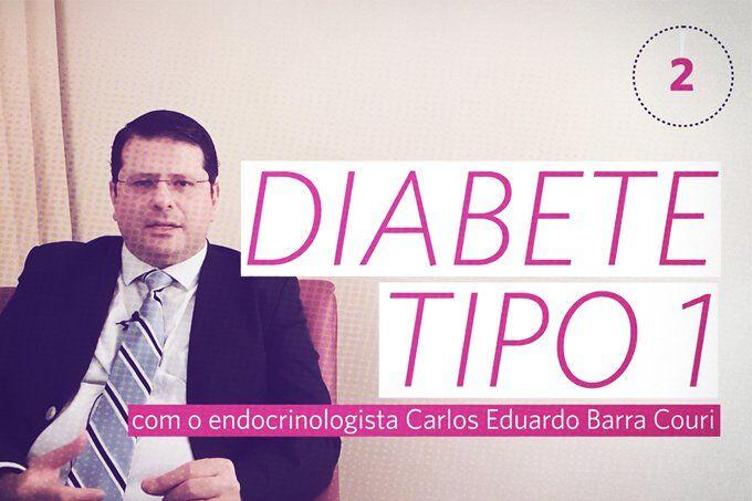 Conheça em 90 segundos os detalhes da doença com o endocrinologista Carlos Eduardo Barra Couri, da Faculdade de Medicina de Ribeirão Preto da USP!!!  :I