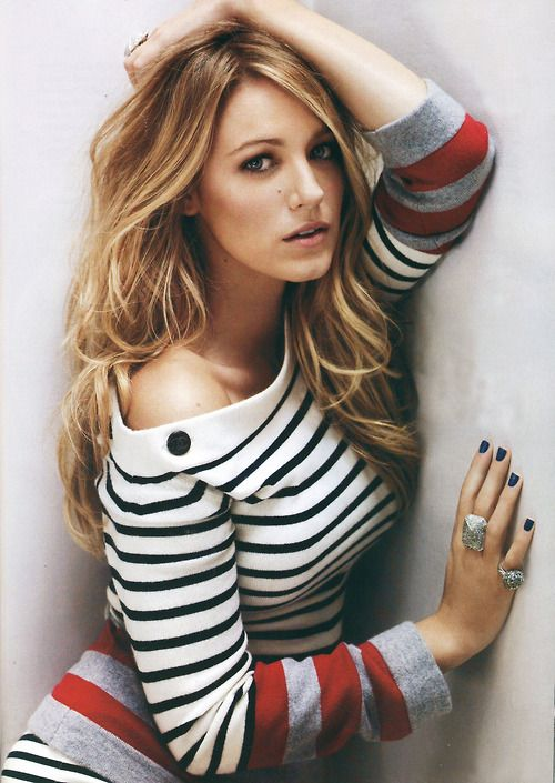 Blake Lively: The Photo Shoot