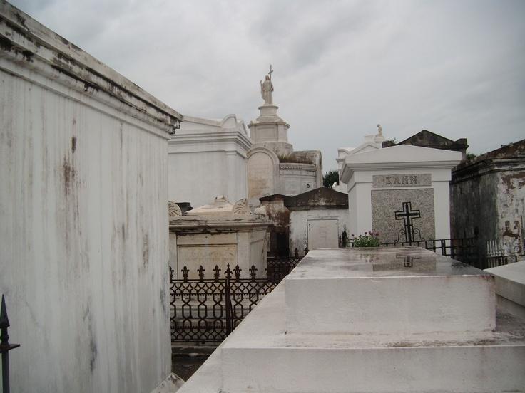 Saint Louis Cemetery #1, New Orleans