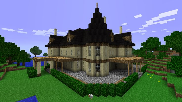Building designs minecraft - Minecraft house ideas ...