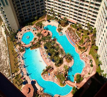 The Shores of Panama our home away from home. We love the pool here!!