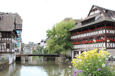 My fashion is modesty: Un petit tour à Strasbourg ...