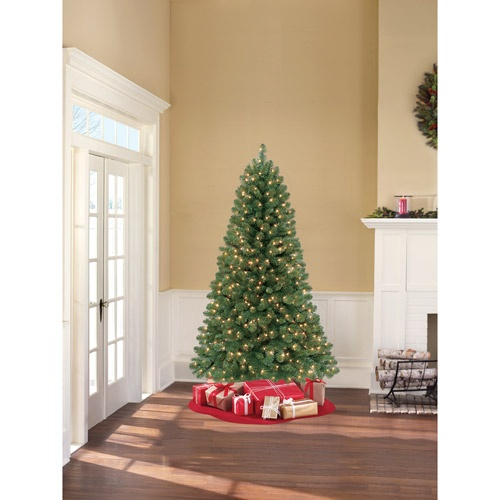 Pre Lit Half Christmas Tree: 76 Best Christmas Trees Images On Pinterest