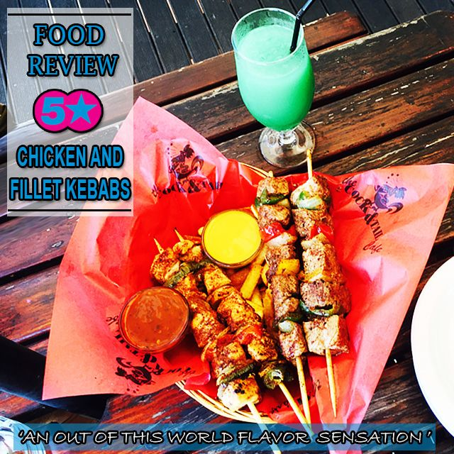 #CocknTail #Chicken and #Fillet #Kebabs #Basket – #FOOD #REVIEW YOU WONT BELIEVE! #Margate http://bit.ly/1RWxmh2
