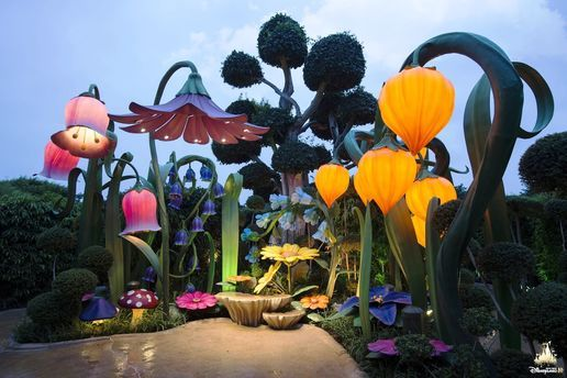 pixie hollow disneyland | Pixie Hollow (attraction) | Disney Wiki | Fandom powered ...