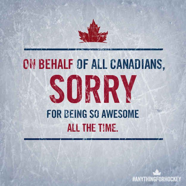 10 Ways Canada Has Already Won The Winter Olympics