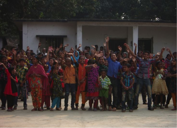 Helping Hands in Bangladesh's Villages
