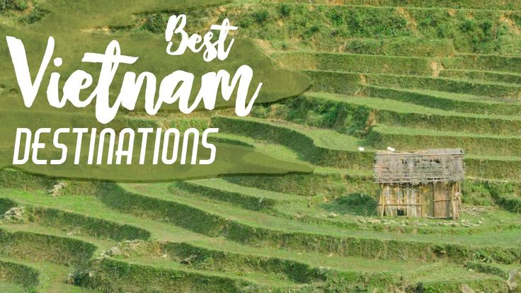 Traveling to Vietnam and looking for the best Vietnam destinations? When planning a trip to Vietnam narrow it down to the best places to visit in Vietnam.