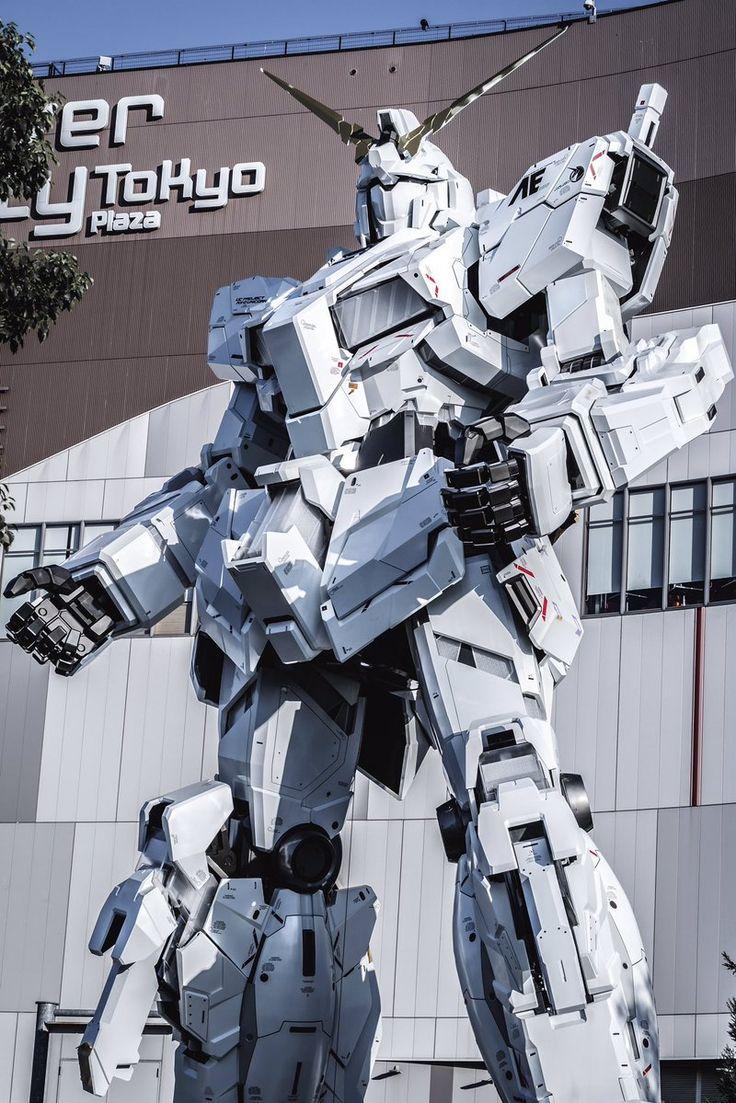 The Life-Sized Unicorn Gundam Statue: Work In Progress (Update 3rd September 2017) No.7 NEW Images, credits http://www.gunjap.net/site/?p=325922