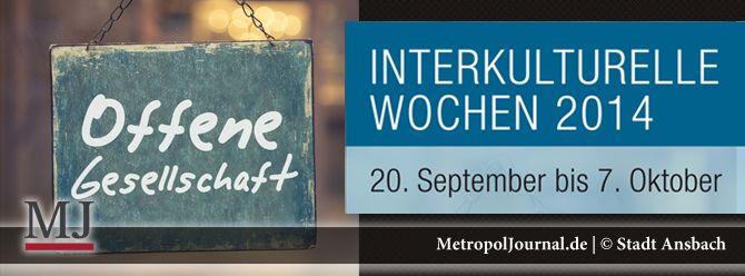 """(AN) Interkulturelle Wochen 2014: """"Gemeinsamkeiten finden, Unterschiede feiern"""" - http://metropoljournal.de/metropol_report/freizeit_sport/an-interkulturelle-wochen-2014-gemeinsamkeiten-finden-unterschiede-feiern/"""
