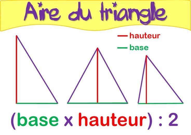 L'affiche à télécharger ici : afficheAT A compléter avec l'affiche d'Aliaslili sur la hauteur du triangle.