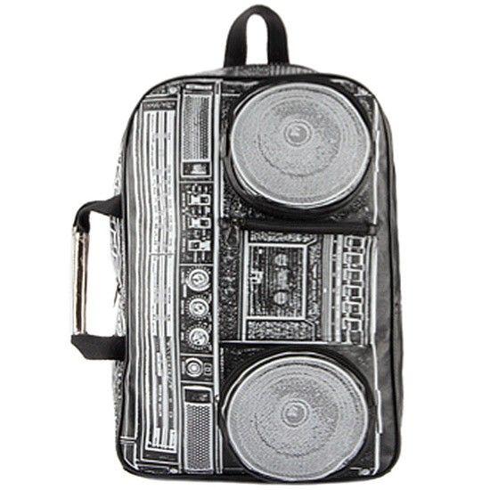 Boom Box Backpack by Mojo Backpacks