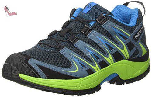 Chaussures Pour Enfant De Course Sport Salomon Ailes Cswp J ,Tailles