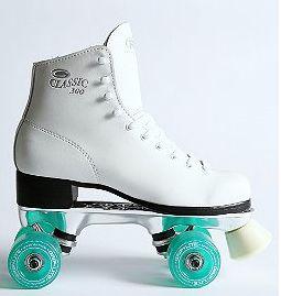 Meninas esse patins é super clássico...eu adorei.