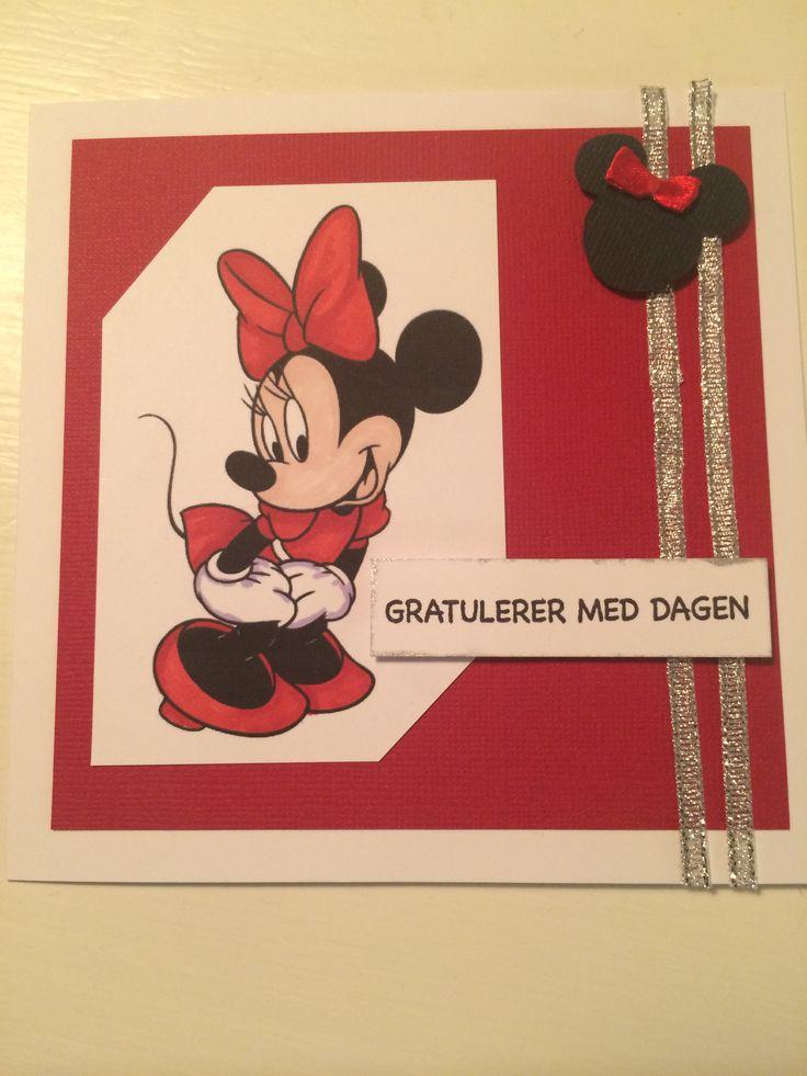 Minnie-kort