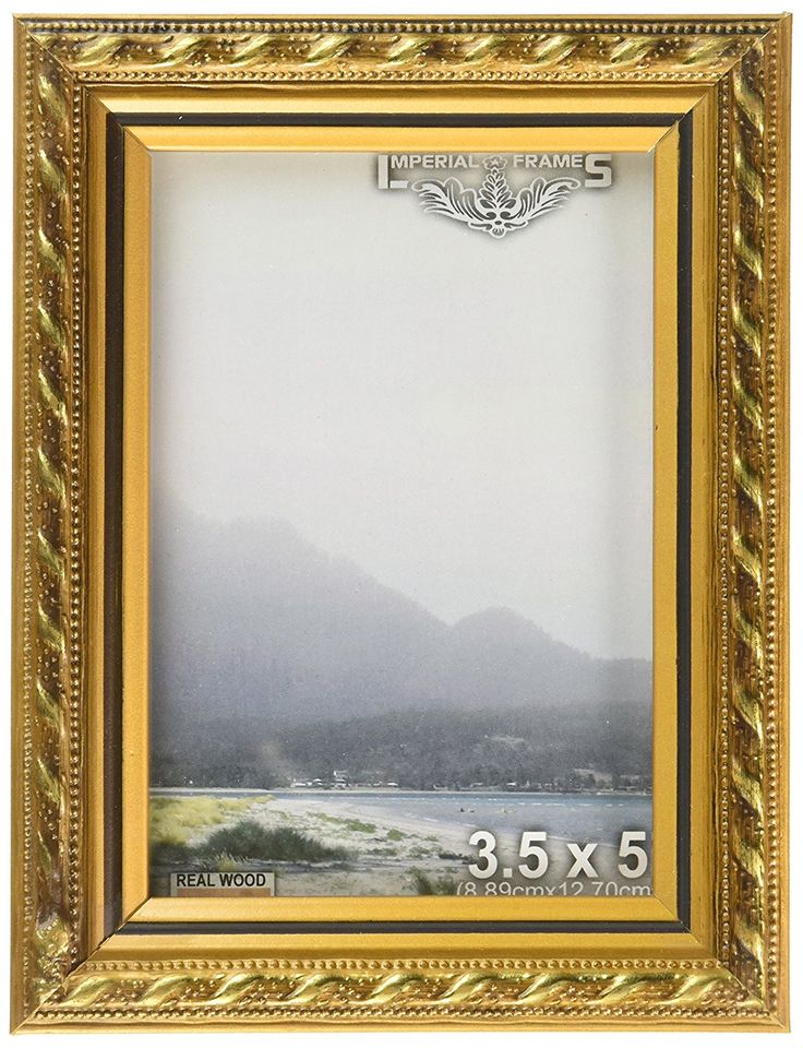 Imperial Frames 13 By 19 Inch 19 By 13 Inch Picture Photo Frame Thin Fancy Rope Shaped Gold Molding Want Additional Info Frame Picture Molding Photo Frame