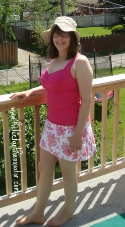 Swimsuit Confidence Week 2012 with Lands' End and SELF Magazine and a #giveaway