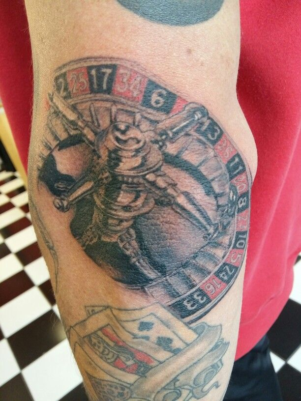 Tattoo roulette ideas