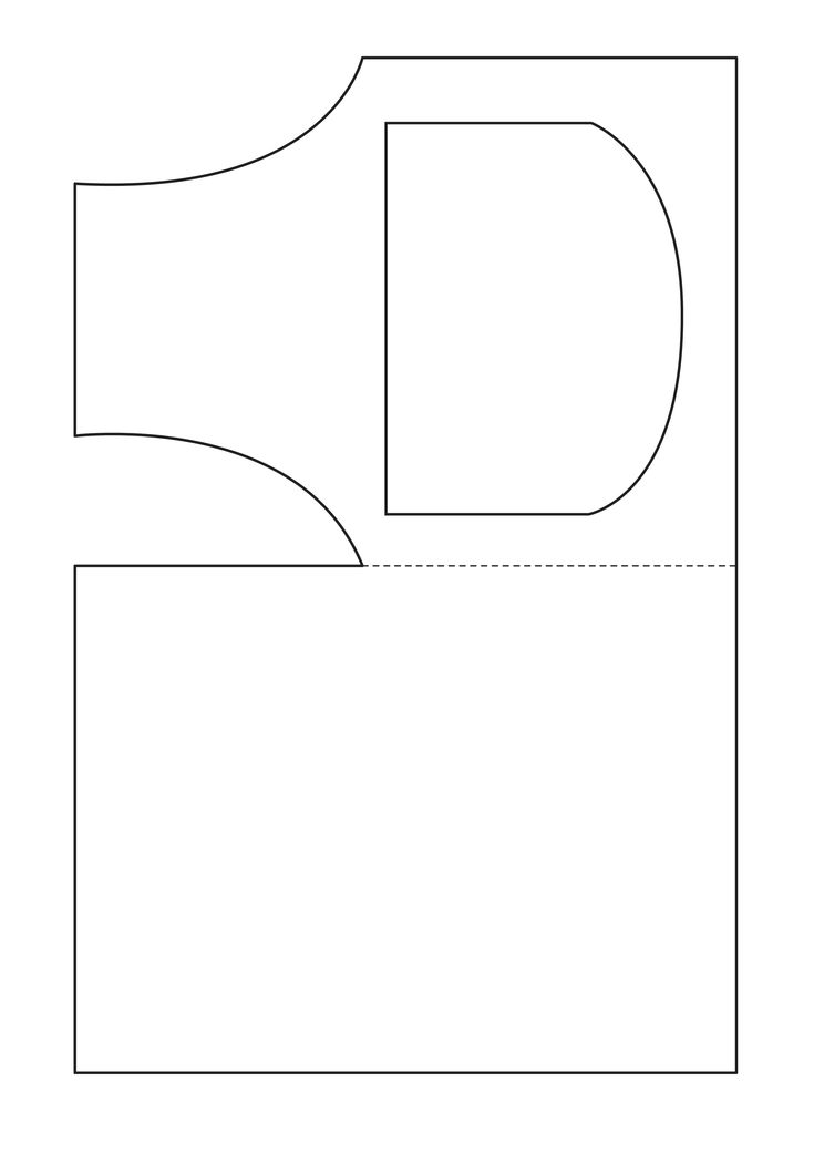 Apron Card Template