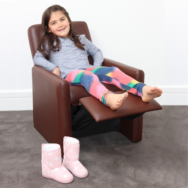 Watoto Kids Recliner Chair - Chocolate Brown Our Watoto kids recliner is fully functional  sc 1 st  Pinterest & 152 best Chairs images on Pinterest | Folding chairs Camping ... islam-shia.org