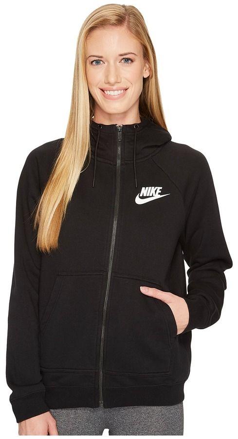 Nike Sportswear Rally Full Zip Hoodie Women's Sweatshirt