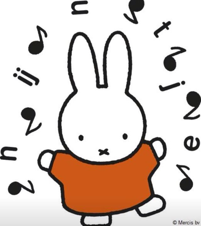 Miffy is a crazy dancer. Especially when intoxicated.
