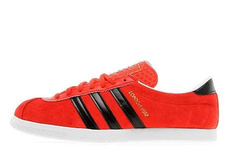 adidas london 2012 red