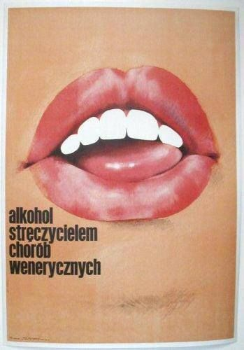 # 9 Alcohol Can Lead to Venereal Disease (1971)  https://www.contemporaryposters.com/poster.php?number=1091