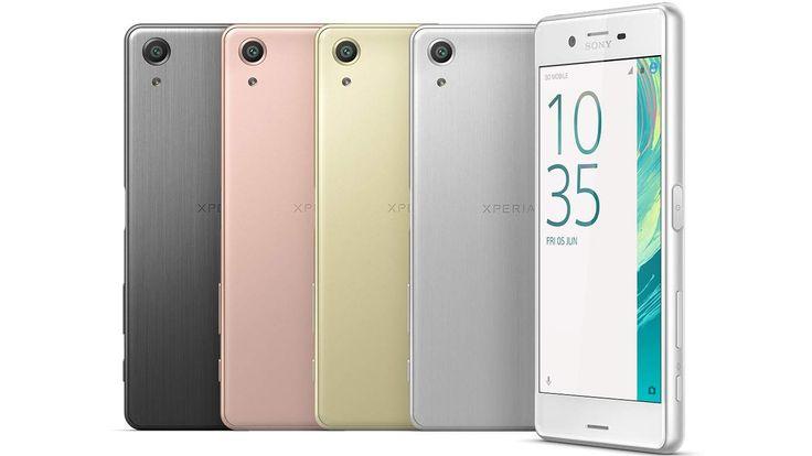Sony Xperia X, Xperia XA, Xperia X Performance Launched