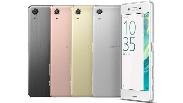 Sony Xperia X, Xperia XA, Xperia X Performance Launched
