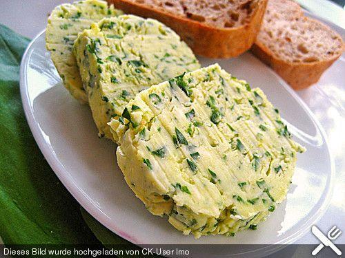 Bärlauch - Butter (Rezept mit Bild) von Jamatile | Chefkoch.de
