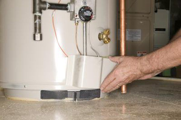 How To Remove Lime From A Hot Water Tank Hide Water Heater