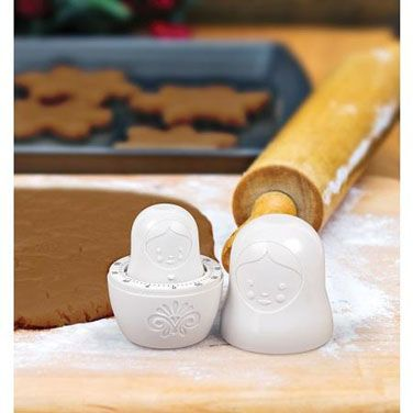 Matryoshka Kitchen Timer