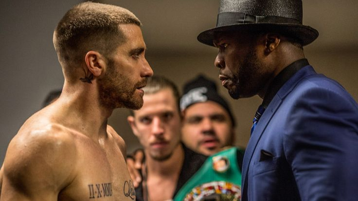 "The Weinstein Co. has released a new one-minute trailer for Jake Gyllenhaal's ""The Southpaw,"" mixing boxing action and family pathos, a month and a half ahead of its July 24 release in the U.S."