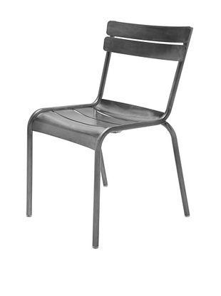 46% OFF Industrial Chic Marcel Chair, Gunmetal