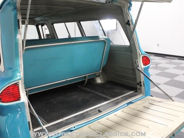 AutoTrader Classics - 1963 GMC Suburban Truck Turquoise 6 Cylinder Automatic Other | Classic Trucks | Lithia Springs, GA