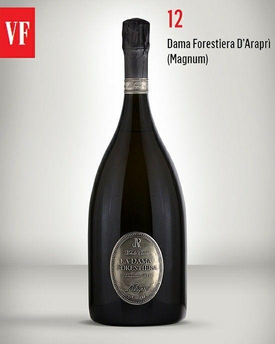 La #DamaForestiera di #dAraprì scelta da #VanityFair tra i dodici #spumanti #metodoclassico con cui brindare. http://www.darapri.it/12-spumanti-metodo-classico-con-cui-brindare/