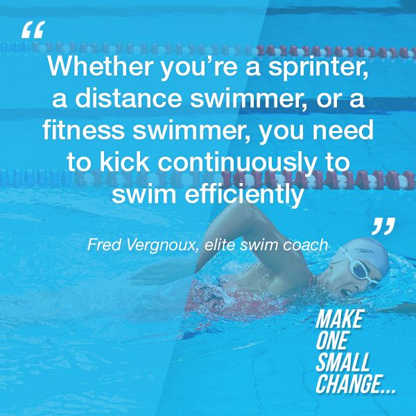 'Whether you're a sprinter, distance swimmer, or a fitness swimmer, you need to…