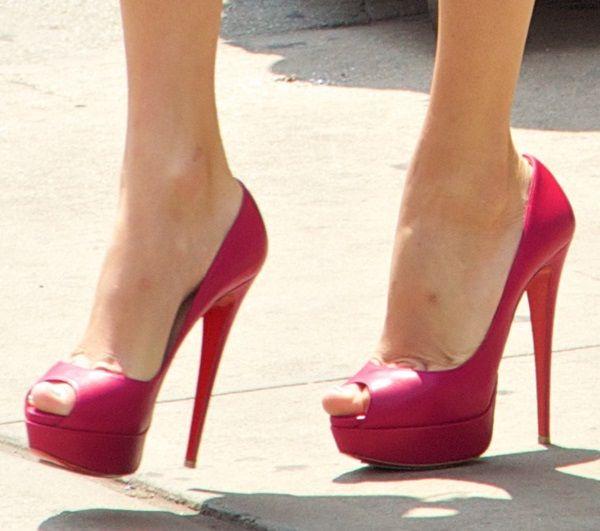 Traffic Shoes Heels