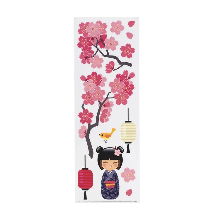 Stickers pour enfant Multi Colore - Le printemps - Stickers pour